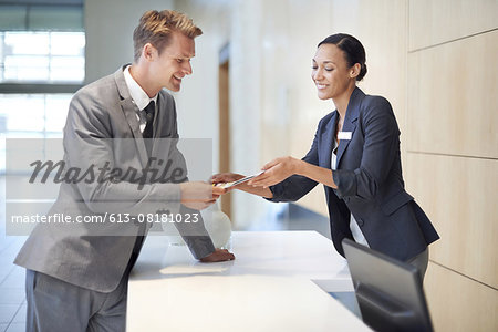Charge it to my current account Stock Photo - Premium Royalty-Free, Image code: 613-08181023