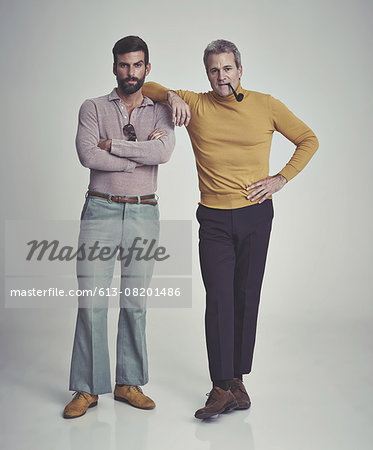 It's a man's world Stock Photo - Premium Royalty-Free, Image code: 613-08201486
