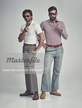 We know we're groovy! Stock Photo - Premium Royalty-Free, Image code: 613-08201487