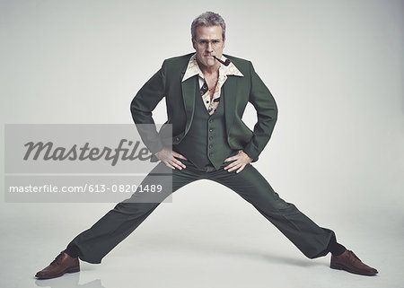 Bet you can't do this! Stock Photo - Premium Royalty-Free, Image code: 613-08201489