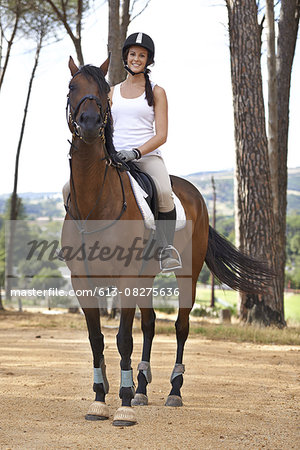 I love to ride Stock Photo - Premium Royalty-Free, Image code: 613-08275636