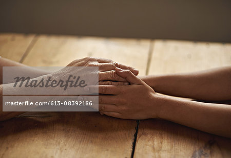 Everything will be alright Stock Photo - Premium Royalty-Free, Image code: 613-08392186