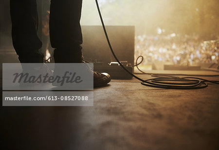 Raedy to perform Stock Photo - Premium Royalty-Free, Image code: 613-08527088