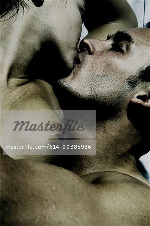 Lovers Stock Photo - Premium Royalty-Free, Image code: 614-00385936