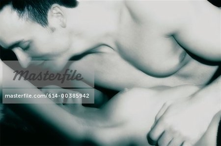 Lovers Stock Photo - Premium Royalty-Free, Image code: 614-00385942