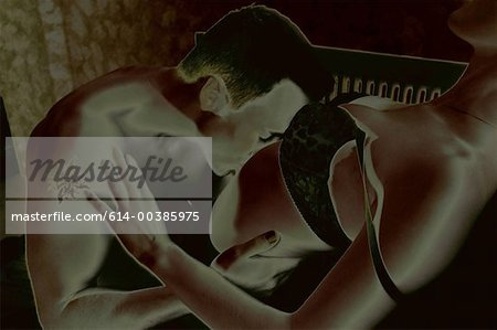 Lovers Stock Photo - Premium Royalty-Free, Image code: 614-00385975