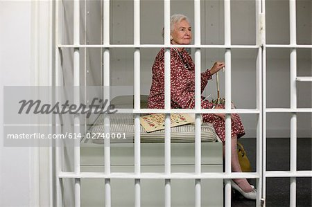 Women In Prison Cells