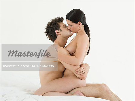 Young couple making love Stock Photo - Premium Royalty-Free, Image code: 614-03647995