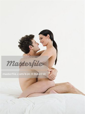 Young couple making love Stock Photo - Premium Royalty-Free, Image code: 614-03648010