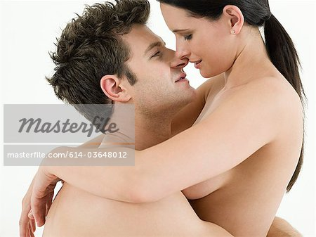 Young couple making love Stock Photo - Premium Royalty-Free, Image code: 614-03648012