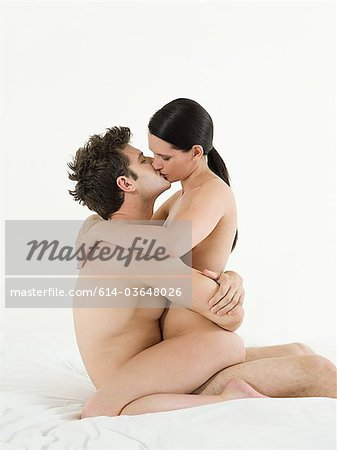 Young couple making love Stock Photo - Premium Royalty-Free, Image code: 614-03648026