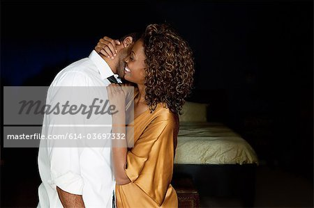 Sexy couple Stock Photo - Premium Royalty-Free, Image code: 614-03697332