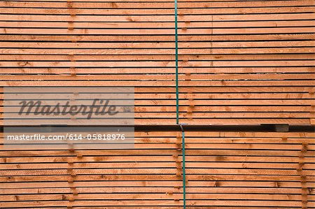 Stacked timber Stock Photo - Premium Royalty-Free, Image code: 614-05818976