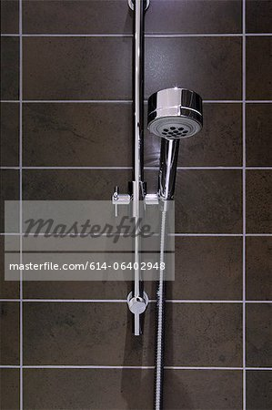Shower head Stock Photo - Premium Royalty-Free, Image code: 614-06402948
