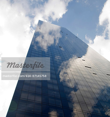 Skyscraper, New York, New York State, USA