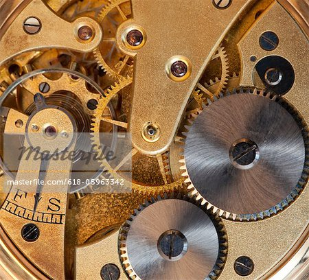Antique Watch Stock Photo - Premium Royalty-Free, Image code: 618-05963342