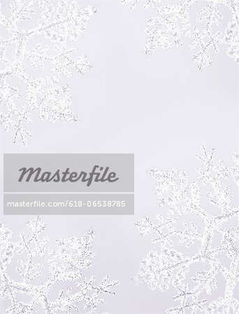 Snowflakes Stock Photo - Premium Royalty-Free, Image code: 618-06538785