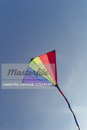 Kite Stock Photo - Premium Royalty-Free, Image code: 618-07524084