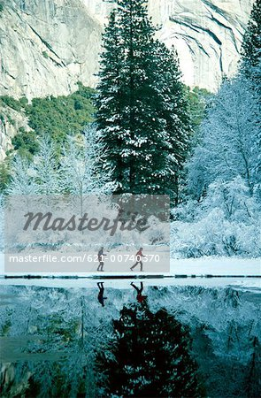 Yosemite National Park, California Stock Photo - Premium Royalty-Free, Image code: 621-00740370