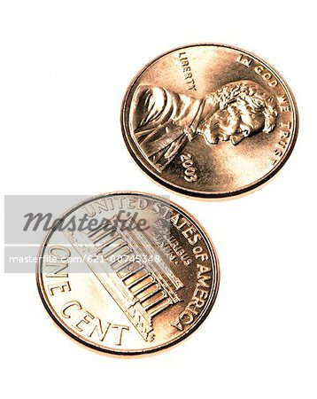 Heads or Tails Stock Photo - Premium Royalty-Free, Image code: 621-00745348