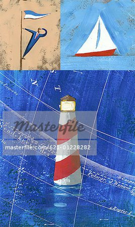 Navigating the Business World Stock Photo - Premium Royalty-Free, Image code: 621-01228282