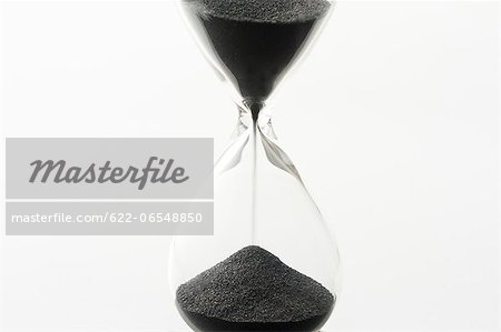 Hourglass Stock Photo - Premium Royalty-Free, Image code: 622-06548850