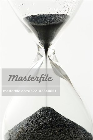 Hourglass Stock Photo - Premium Royalty-Free, Image code: 622-06548851