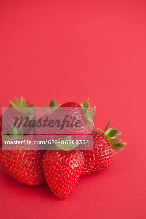 Strawberries Stock Photo - Premium Royalty-Free, Image code: 622-06809354