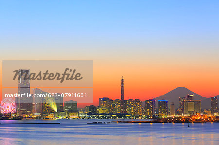 Kanagawa Prefecture, Japan Stock Photo - Premium Royalty-Free, Image code: 622-07911601