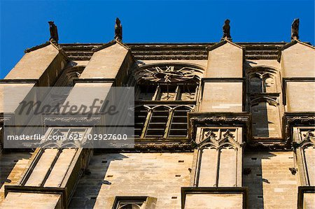 Low angle view of a cathedral, Le Mans Cathedral, Le Mans, France Stock Photo - Premium Royalty-Free, Code: 625-02927600