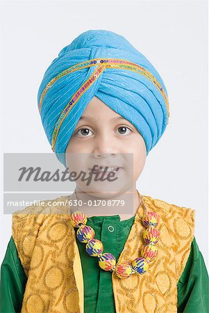 Portrait of a boy smiling Stock Photo - Premium Royalty-Free, Image code: 630-01708779