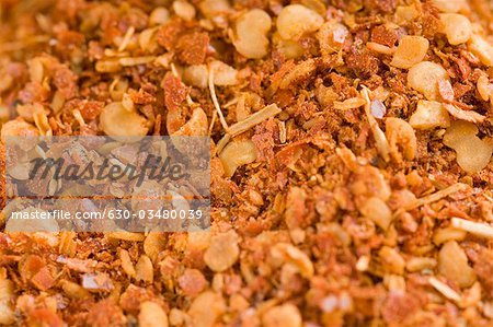 Close-up of paprika Stock Photo - Premium Royalty-Free, Image code: 630-03480039