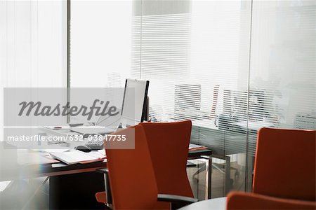 Empty office Stock Photo - Premium Royalty-Free, Image code: 632-03847735