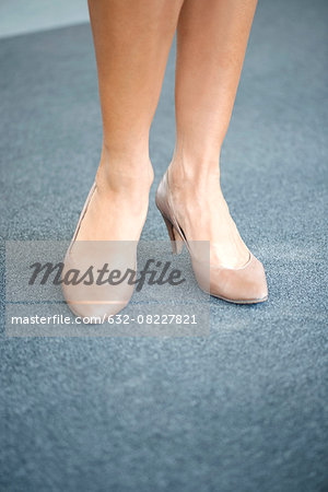 Women's business footwear Stock Photo - Premium Royalty-Free, Image code: 632-08227821