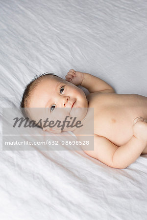 Baby boy Stock Photo - Premium Royalty-Free, Image code: 632-08698528