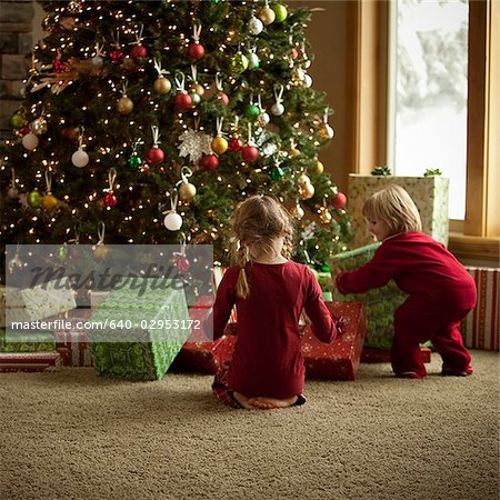 Pictures of christmas morning