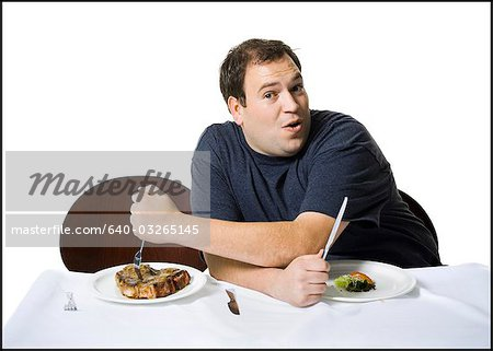 Couple eating lunch Stock Photo - Premium Royalty-Free, Image code: 640-03265145