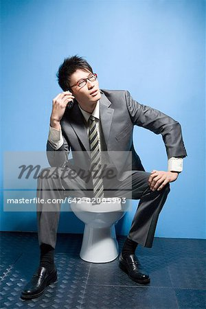 a business man Stock Photo - Premium Royalty-Free, Image code: 642-02005993