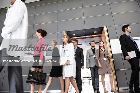 Business people and doctors in office Stock Photo - Premium Royalty-Free, Image code: 649-06532634