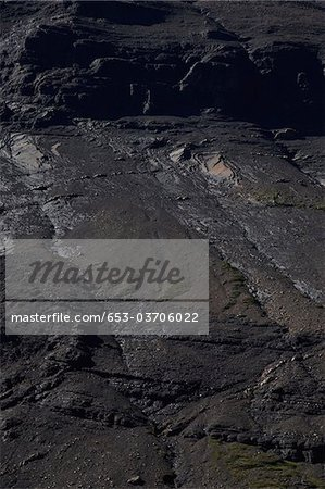 Detail of rocky ground Stock Photo - Premium Royalty-Free, Image code: 653-03706022
