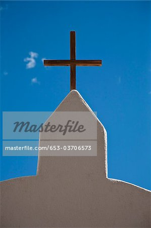 Detail of a church Stock Photo - Premium Royalty-Free, Image code: 653-03706573