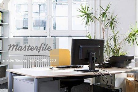 Peaceful office Stock Photo - Premium Royalty-Free, Image code: 653-05855603