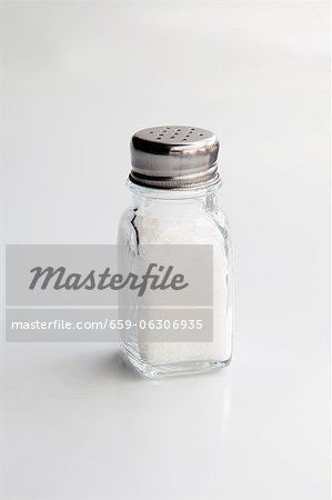 Salt in a salt shaker Stock Photo - Premium Royalty-Free, Image code: 659-06306935