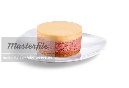 Individual Raspberry Mousse Dessert Stock Photo - Premium Royalty-Free, Image code: 659-06494109