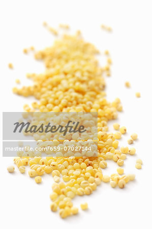 Millet (close-up) Stock Photo - Premium Royalty-Free, Image code: 659-07027144