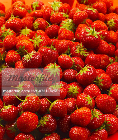 Strawberries Stock Photo - Premium Royalty-Free, Image code: 659-07610429