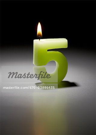 Number candle Stock Photo - Premium Royalty-Free, Image code: 670-03886435