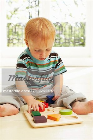Childhood development Stock Photo - Premium Royalty-Free, Image code: 679-02994971