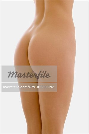 Woman's buttocks Stock Photo - Premium Royalty-Free, Image code: 679-02995092
