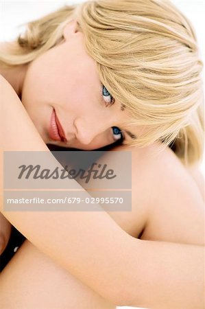 Naked woman Stock Photo - Premium Royalty-Free, Image code: 679-02995570